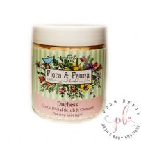 Duchess Natural Gentle Facial Scrub & Cleanser VEGAN